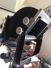 "Calumet C1 - 8x10 camera with 4x5 adapter ""Black Beast / Green Monster"""