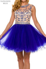 NEW COCKTAIL SHORT DRESSES BIRTHDAY PARTY SEMI FORMAL OCCASION HOMECOMING DANCE
