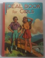 Ideal Book for Girls by Dean C1953 VINTAGE BOOK