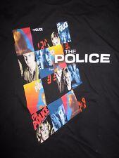 The Police Outlandos d'Amour Reggatta de Blanc Zenyatta Mondatta (Y Lg) T-Shirt