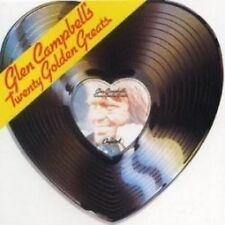 Glen Campbell - 20 Golden Greats (NEW CD)