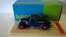 ELIGOR 1:43 AUTO DIE CAST CITROEN TRACTION AV CABRIOLET 1938 CAPOTE 1002