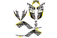Yamaha Raptor 700 06-12  graphic kit stickers decals atvgraphics 2006 to 2012 mx