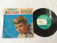 Johnny Hallyday * Serre la Main d'un Fou * EP 45 Tours * Philips 432.780 BE * NM