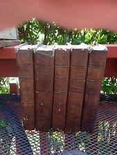 Bichat, Traite, D'Anatomie Descriptive,, 1801 5 volumes
