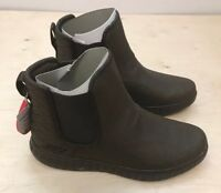 New Skechers Women On-The-Go Glide Manhattan Ankle Boots Brown Sz 6