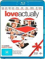 LOVE ACTUALLY - BRAND NEW & SEALED BLU RAY (HUGH GRANT, LIAM NEESON)