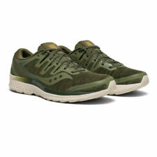 Baskets verts Saucony pour homme Saucony ISO