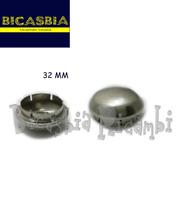 0367 - TAPPO MOZZO ANTERIORE COPRIMOZZO VESPA PX 200 DM 32 mm BICASBIA