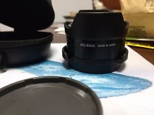 Sony Ultra Wide Converter VCL-ECU2 for Sony 20mm 2.8 SEL-20F28 or Sony 16mm 2.8