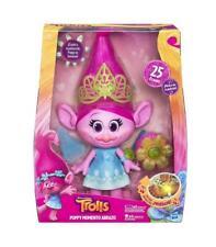 Muñeca trolls Poppy momento abrazo luces frases y Melodías 39 cm Hasbro B6568