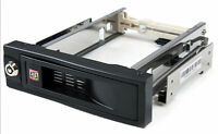 "StarTech.com 5.25"" Tray-Less SATA Hot-Swap Hard Drive Bay Storage mobile rack 1"