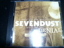 Sevendust Denial US Promo CD Single