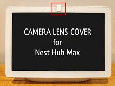 CAMERA COVER for Google Nest Hub Max