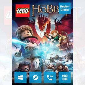 LEGO The Hobbit for PC Game Steam Key Region Free