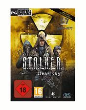 S.T.A.L.K.E.R. Clear Sky Steam Key PC Game Download Code Global [Lightning Shipping]