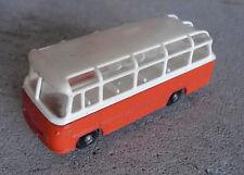 Vintage 1960s Matchbox Mercedes Coach Bus 68 LOOK