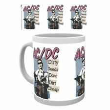AC/DC - Dirty Deeds - mok/tas/mug/tasse - NEW