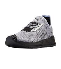Puma Avid evoKNIT evo Knit Running Shoes White / Black Sz 9 36539210