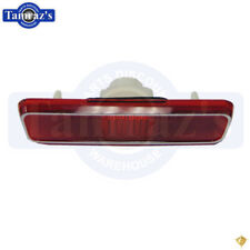 70-93 for Mopar Rear Quarter Side Marker Light Lamp Red Lens EACH