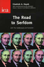 Road to Serfdom: With the Intellectuals and Socialism (Condensed Edition), Very