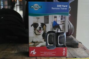 New PetSafe 300 Years Remote Trainer 8 lbs Dogs Pet Safe Tone Vibrator Static