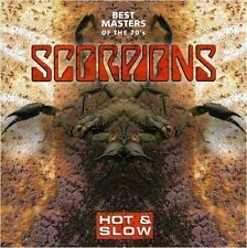 SCORPIONS - Hot & Slow - Best Masters Of The 70´s CD