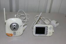 VTech VM321 BU Baby Unit Full Color Video Audio Infrared Intercom Monitor Camera