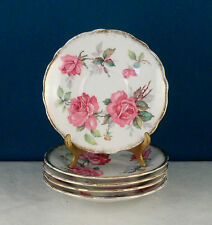 ROYAL STAFFORD BERKELEY ROSE SAUCER (s) Pink Flowers