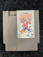 Nintendo NES Blades of Steel Video Game Cartridge *Authentic/Cleaned/Tested*