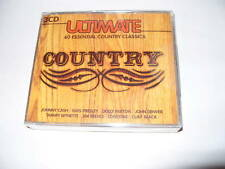 Country Classics(3 CD 2010) NEW & SEALED (slight crack on case)