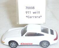 Porsche 911 Carrera Schriftzug weiß IMU EUROMODELL 70008 H0 1/87 OVP # å