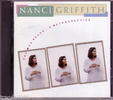 NANCI GRIFFITH MCA Years Retrospective CD Classic 90s Pop FROM A DISTANCE Great