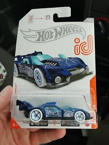 Hot wheels ID chase GT HUNTER