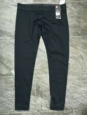 Mens Black Under Armour Compression CG Tights Leggings Coldgear Size XL