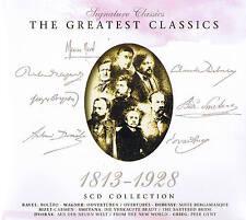 """Signature CLASSICS """"LE GREATEST 1813 - 1928"""" Coffret de 5 CD ZYX Musique 2008"""