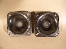 """Pair of JVC  2"""" tweeter speakers from a SK-15 home speaker"""