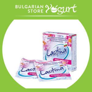 Bulgarian Rose Yoghurt with Rosa Damascena Starter culture, natural probiotic