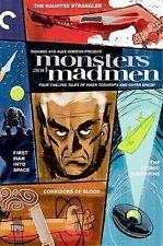Monsters & Madmen 0715515021623 With Marla Landi DVD Region 1