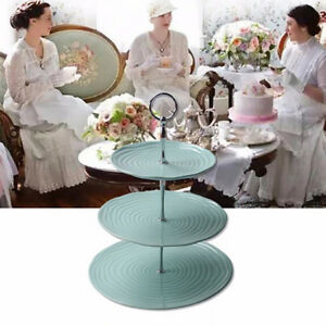Hardware Cake Fruit Plate Stand Holder 3 Tier Zinc Alloy Cake Stand Rod Metal AA