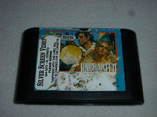 SEGA GENESIS GAME UNCHARTED WATERS CARTRIDGE ONLY CART NOMAD CDX X EYE RARE >>>