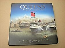 CUNARD. QUEENS OF THE MERSEY. OCEAN LINERS. SHIPPING. STOREY. 1st ED. 2015 HB/DJ
