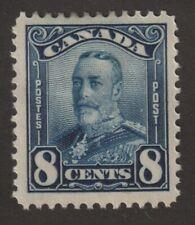 "Canada 1928 #154 King George V ""Scroll"" Issue - MH F"