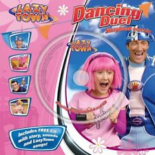 Dancing Duel (LazyTown) (Book & CD),Paul Panting