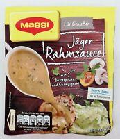 (7,88€/1L) Maggi Für Genießer 5 x Jäger Rahmsauce