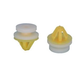 10 Car Door Moulding Wheel Arch Trim Retainer Clips for LAND ROVER
