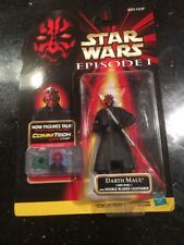Hasbro Darth Maul Jedi Duel with Double-Bladed Lightsaber STAR WARS episode 1