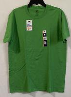Fruit Of The Loom Men's Short Sleeve T Shirt medium green new