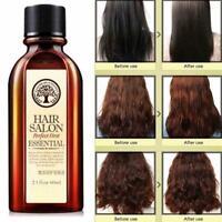 Argan Bio Oil Fr Hair Nourish Scalp Treatment Damaged Dry Repair Body Ski L J5X1