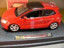 1/24 Burago VW Polo GTI rot